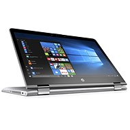 HP Pavilion 14-ba010nc X360 Mineral Silver Touch