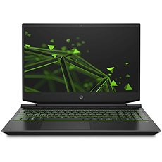 HP Pavilion Gaming 17-cd0015nc Shadow Black Green