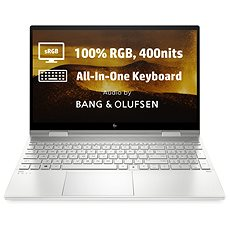 HP ENVY x360 15-ed0001nc Natural Silver