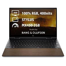 HP ENVY x360 15-ed1003nc Nightfall Black/Modern walnut