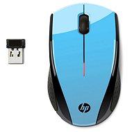 HP Wireless Mouse X3000 modrá