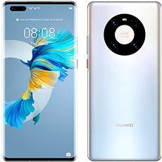 Huawei Mate 40 Pro strieborná
