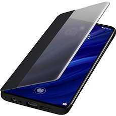 Huawei Original S-View Puzdro Black na P30 Lite