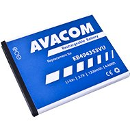AVACOM za Samsung EB494353VU Li-ion 3,7V 1 200 mAh pre GT-5570 Galaxy mini