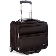 "i-Stay 15.6""  up to 12"" laptop/tablet Trolley case Black"