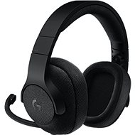 Logitech G433 Surround Sound Gaming Headset čierny