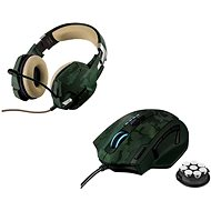 Trust Gaming – Green camouflage