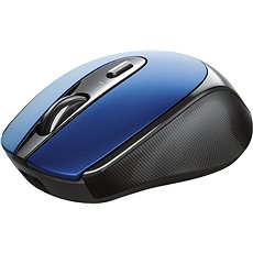 Trust Zaya Rechargeable Wireless Mouse, modrá
