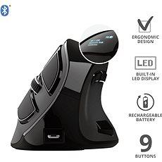 Trust VOXX Ergonomic Rechargeable Mouse