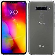 LG V40 ThinQ sivá