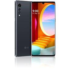 LG Velvet sivý