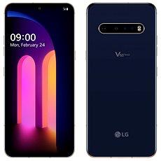 LG V60 ThinQ modrá