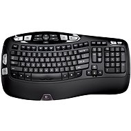 Logitech Wireless Keyboard K350 UK