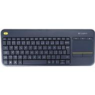Logitech Wireless Touch Keyboard K400 Plus CZ
