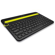 Logitech Bluetooth Multi-Device Keyboard K480 US čierna