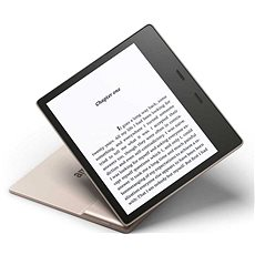 Amazon Kindle Oasis 3 32GB zlatá – BEZ REKLAMY
