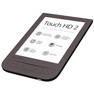 PocketBook 631 (2) Touch HD 2 tmavohnedá