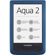 PocketBook 641 Aqua 2 modrá