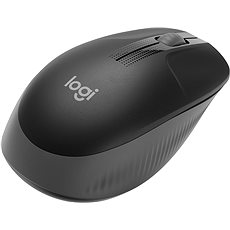 Logitech Wireless Mouse M190, Charcoal