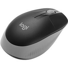 Logitech Wireless Mouse M190, Mid Grey