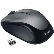 Logitech Wireless Mouse M235 čierno-strieborná