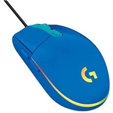 Logitech G102 LIGHTSYNC, Blue