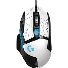 Logitech G502 Hero K/DA edícia
