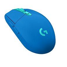 Logitech G305 Recoil modrá