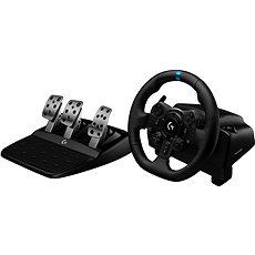 Logitech G923 Driving Force pre PC/PS4