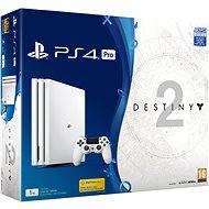 PlayStation 4 Pro 1 TB - Glacier White