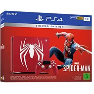 PlayStation 4 1 TB Slim Spider – Man Limited Edition