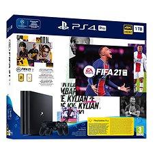 PlayStation 4 Pro 1 TB   FIFA 21
