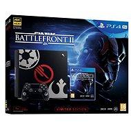 PlayStation 4 Pro 1TB Star Wars Battlefront II Limited Edition