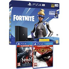 PlayStation 4 Pro 1TB   Fortnite   Nioh