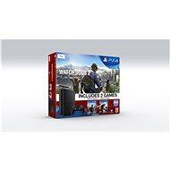 Sony Playstation 4 - 1 TB Slim   Watch Dogs 1