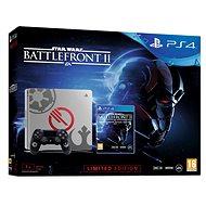 PlayStation 4 1 TB Slim Star Wars Battlefront II Limited Edition
