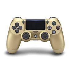 Sony PS4 Dualshock 4 V2 – Gold