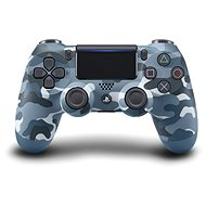 Sony PS4 Dualshock 4 V2 – Blue Camouflage