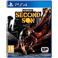 PS4 - InFamous: Second Son