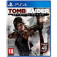 PS4 - Tomb Raider: Definitive Edition