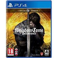 Kingdom Come: Deliverance Špeciálna edícia – PS4