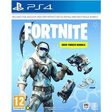 Fortnite: Deep Freeze Bundle – PS4