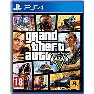 Grand Theft Auto V – PS4