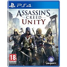 PS4 – Assassins Creed: Unity