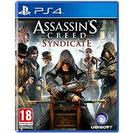 PS4 - Assassins Creed: Syndicate CZ