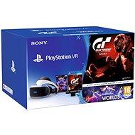 PlayStation VR pre PS4   VR Worlds   GT Sport