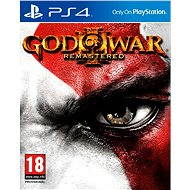 PS4 - God of War III Remaster Anniversary Edition