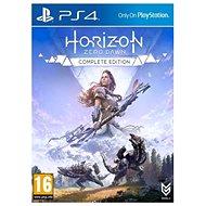 Horizon: Zero Dawn Complete Edition – PS4