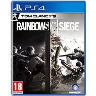 PS4 - Tom Clancys: Rainbow Six: Siege