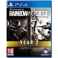 Tom Clancys Rainbow Six: Siege Gold Season 2 - PS4